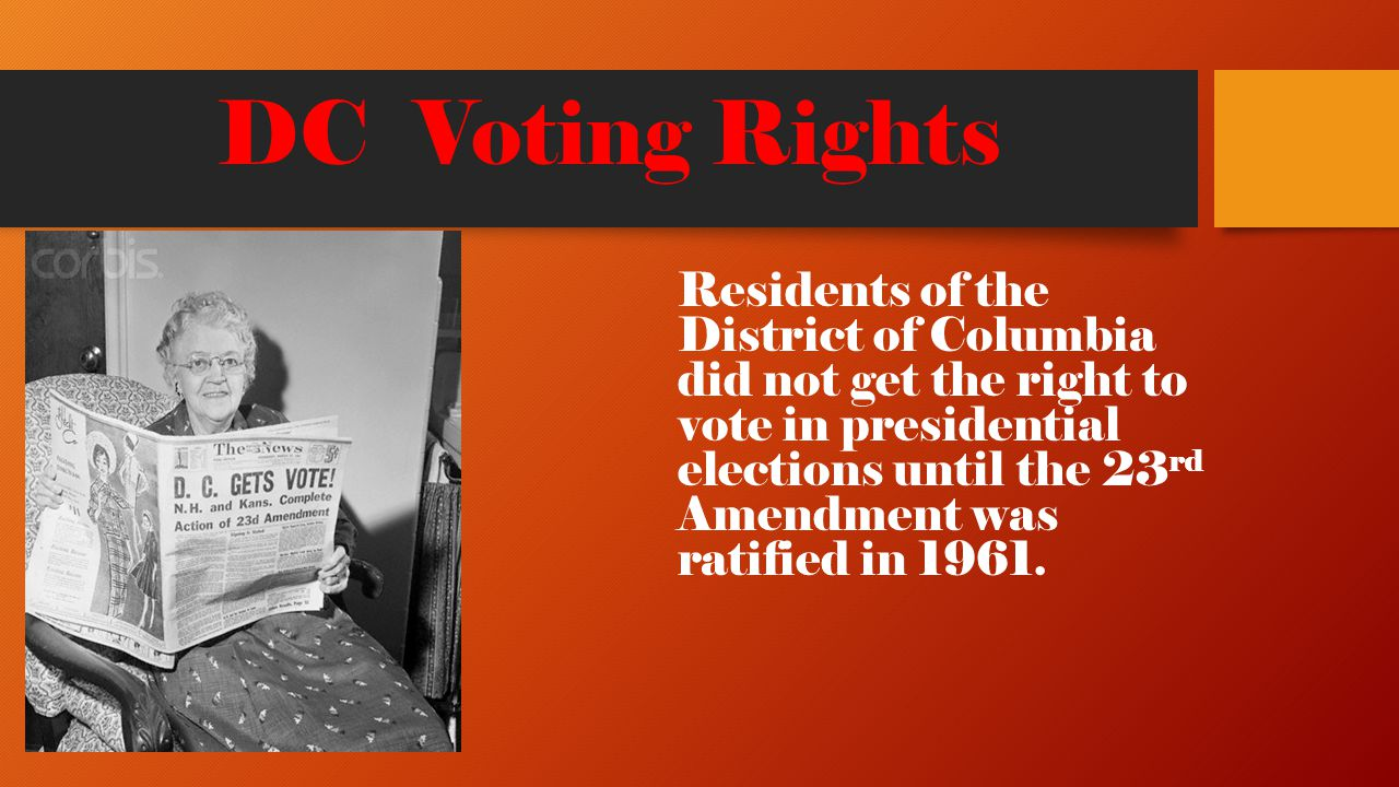 DC Voting Rights