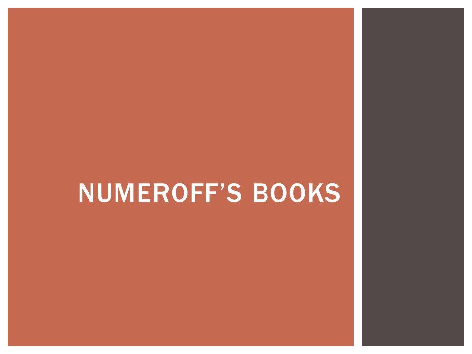 Numeroff's books