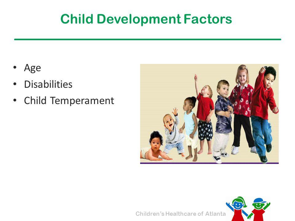 Child Development Factors