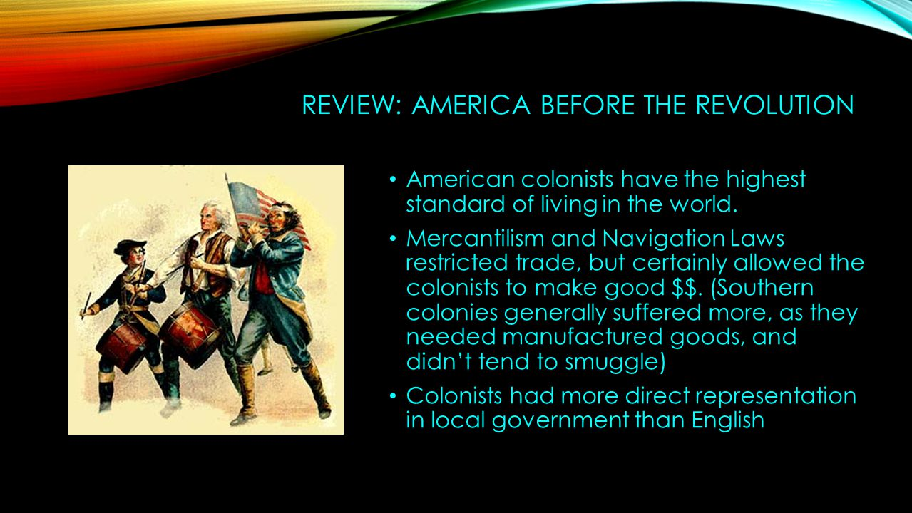 Review: America Before the Revolution