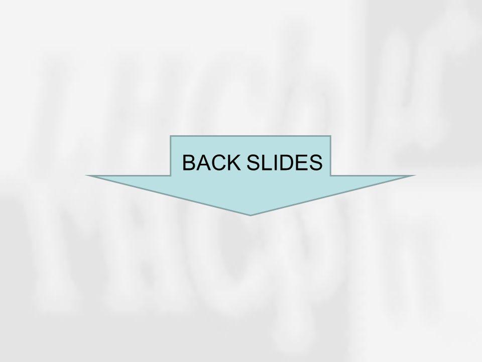 BACK SLIDES