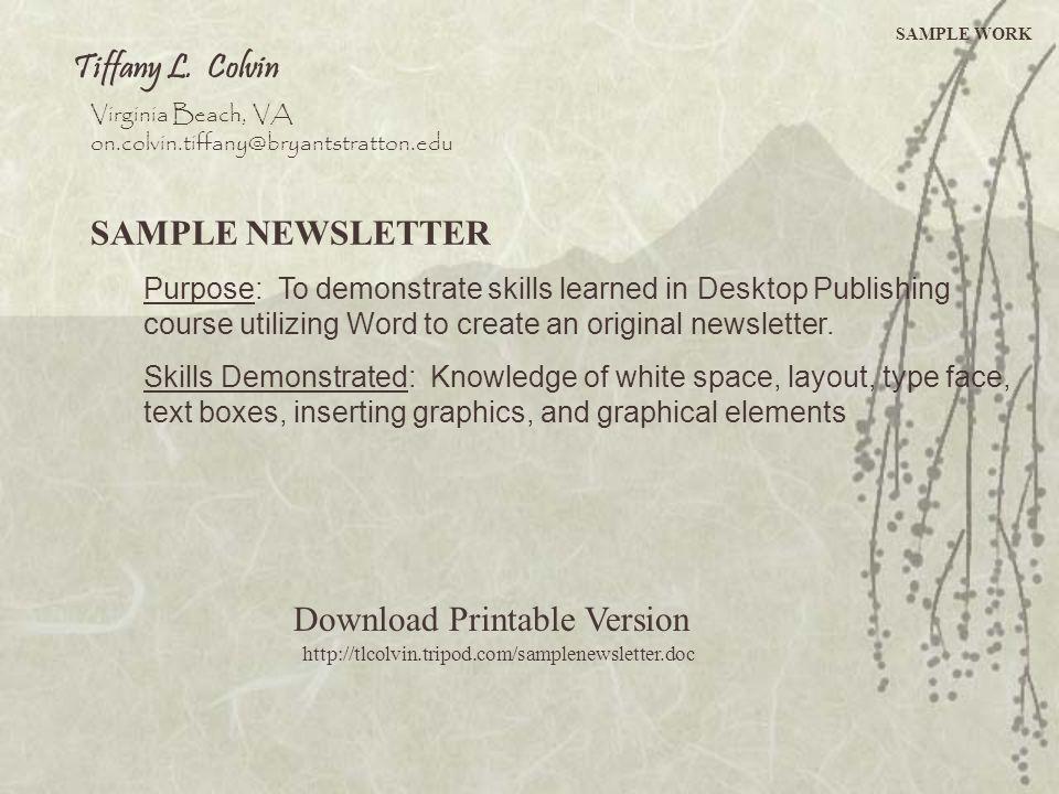 Download Printable Version