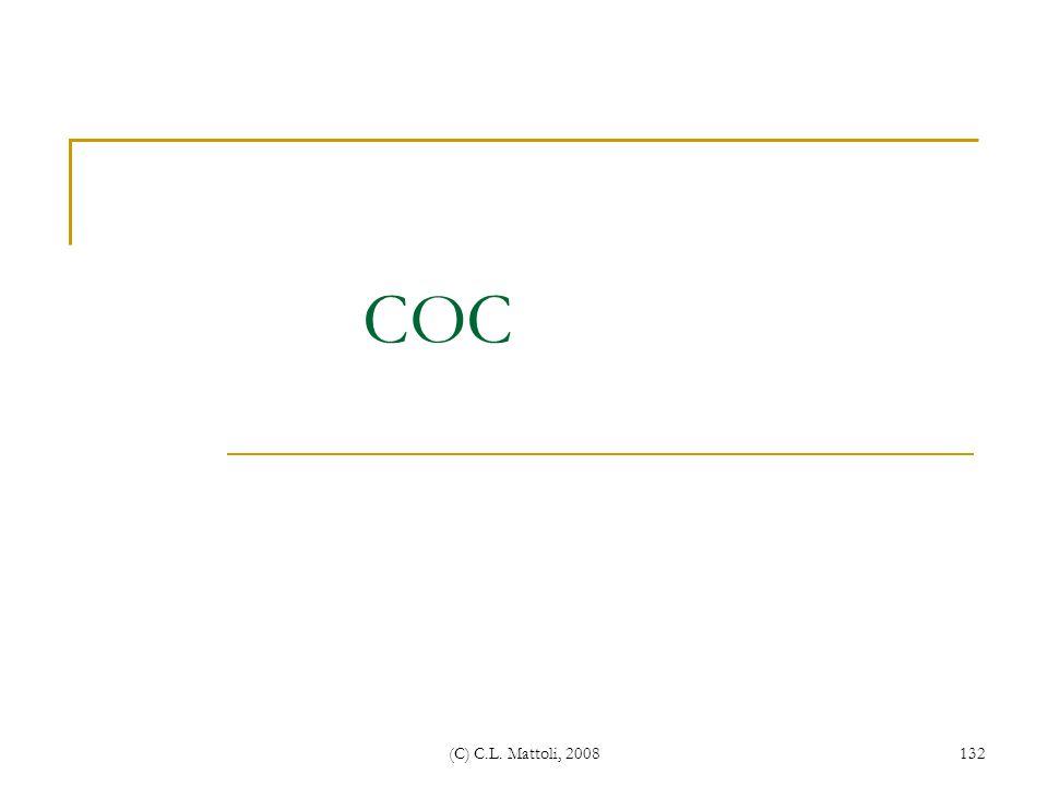 COC (C) C.L. Mattoli, 2008