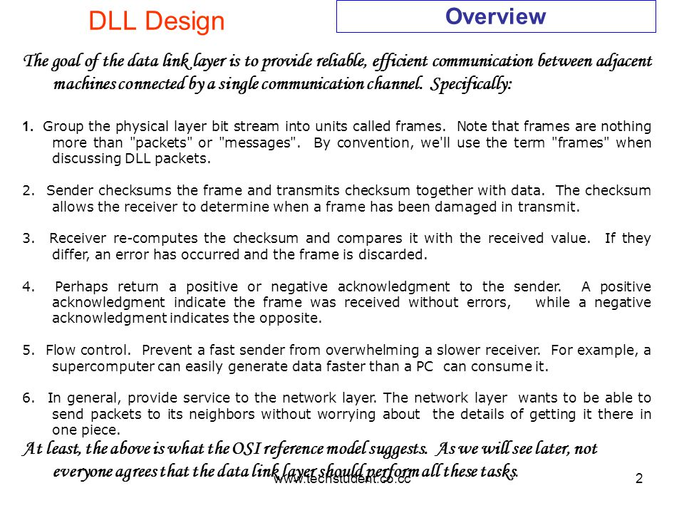 DLL Design Overview.