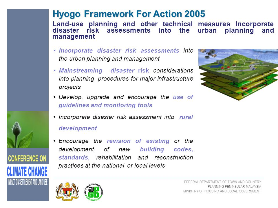 Hyogo Framework For Action 2005