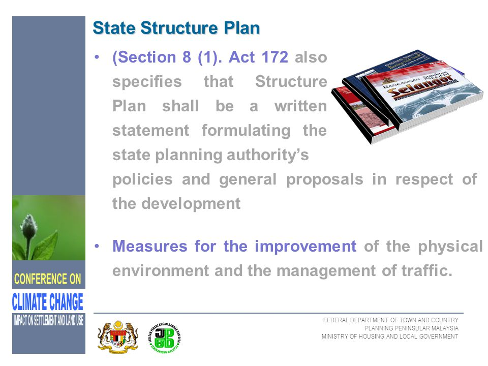 State Structure Plan