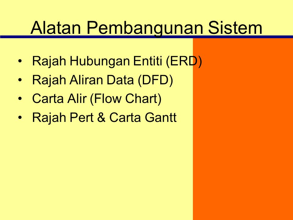 Alatan Pembangunan Sistem