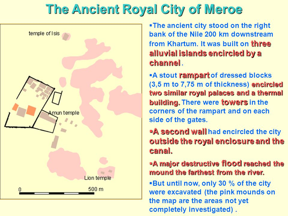 The Ancient Royal City of Meroe