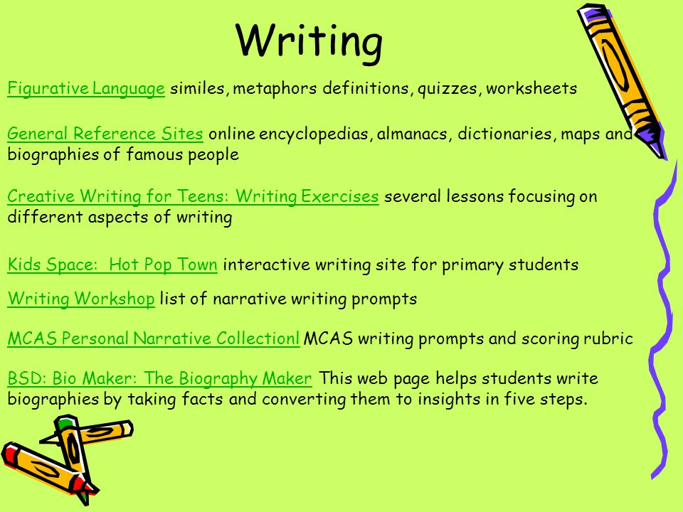 interactive sites writing a research paper kids = write, revise, interactive sites writing a research paper kids inform, think, and edit how do you help your students overcome their fear of the  ld online is the leading website on learning disabilities, learning disorders and differences.