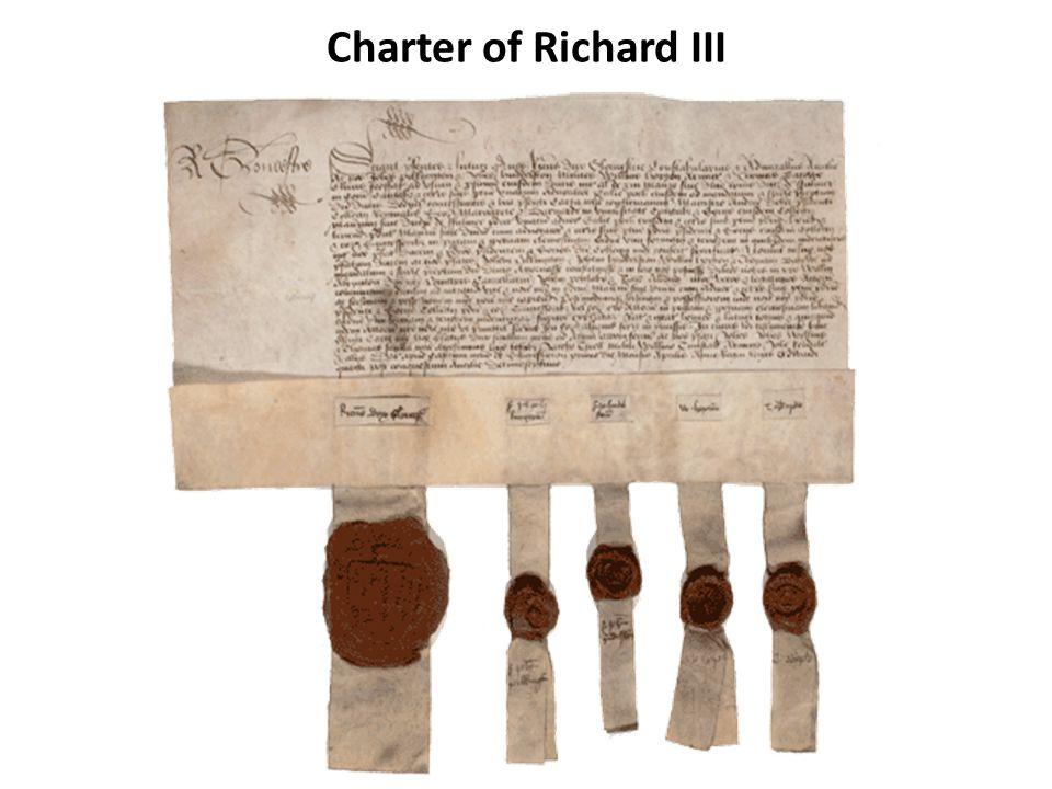 Charter of Richard III