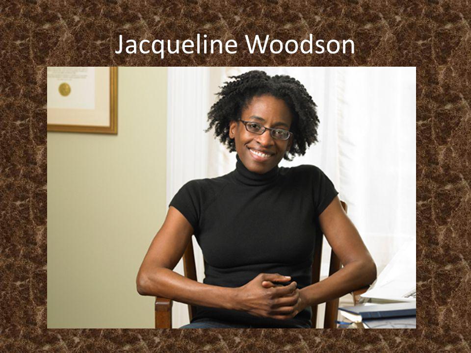 Jacqueline Woodson
