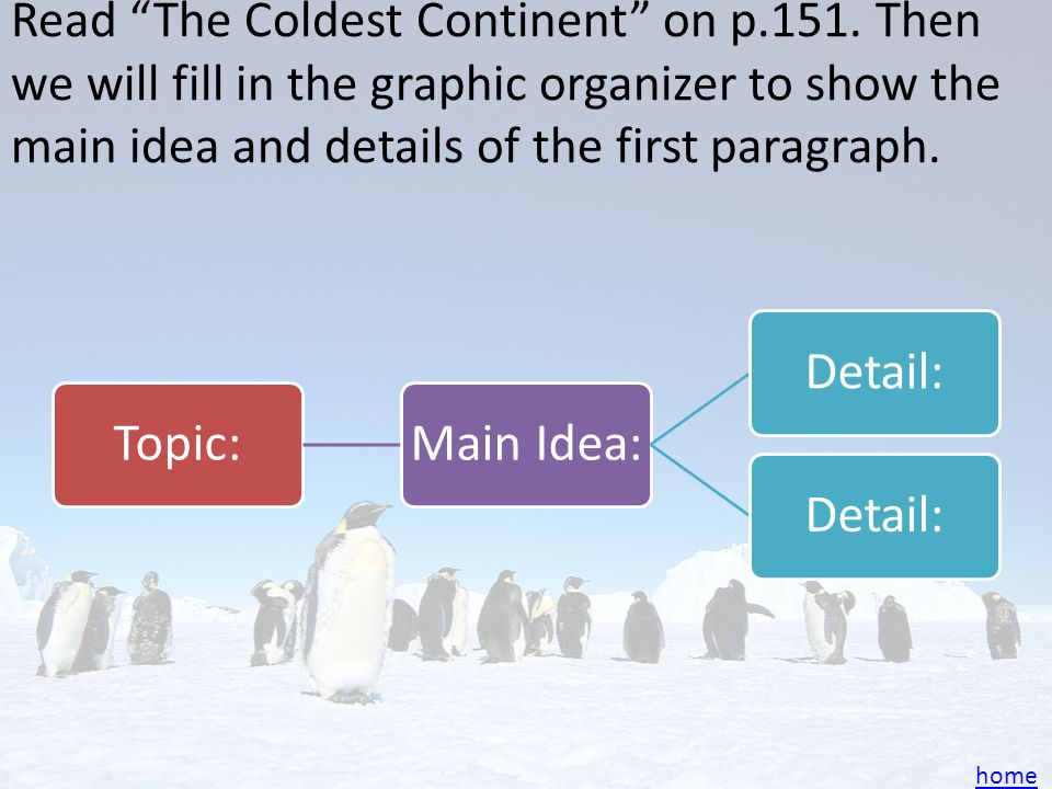 Read The Coldest Continent on p. 151
