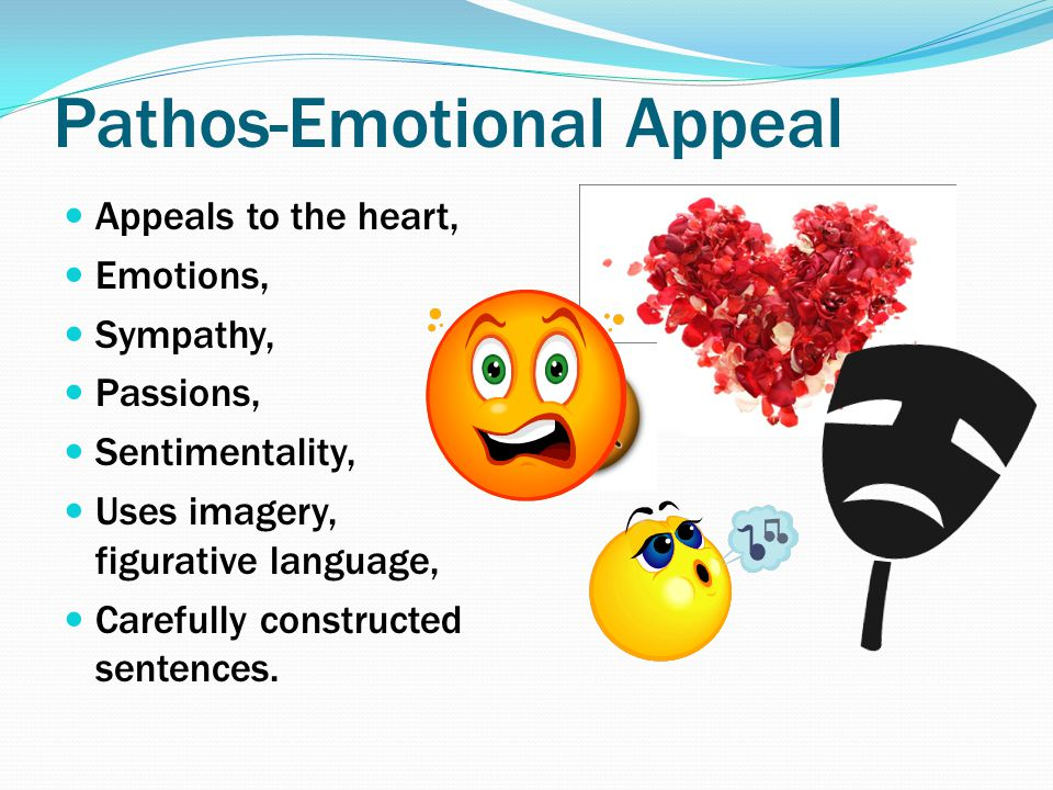 Pathos-Emotional Appeal