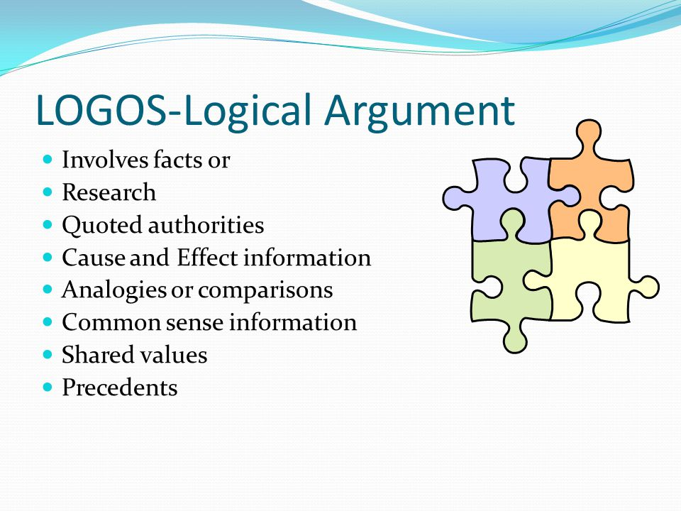 LOGOS-Logical Argument