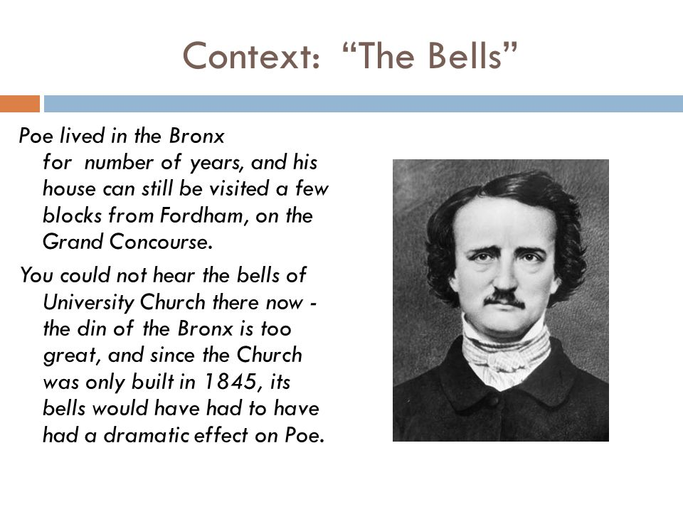 Context: The Bells