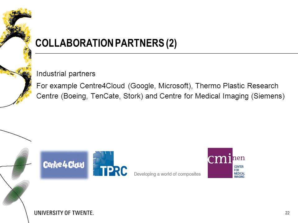 COLLABORATION PARTNERS (2)