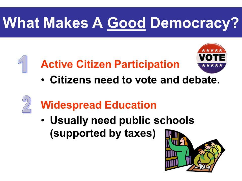 the need for citizen participation in The decision making process should always involve those it directly effects this  is why citizen participation is imperative.