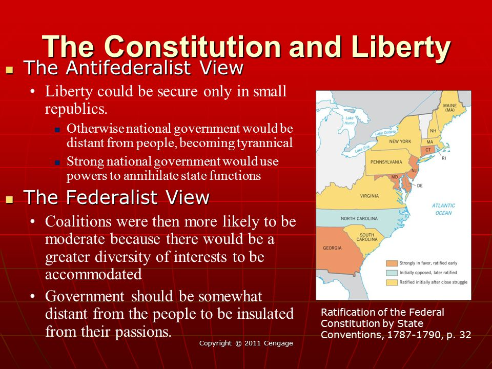 The Constitution and Liberty
