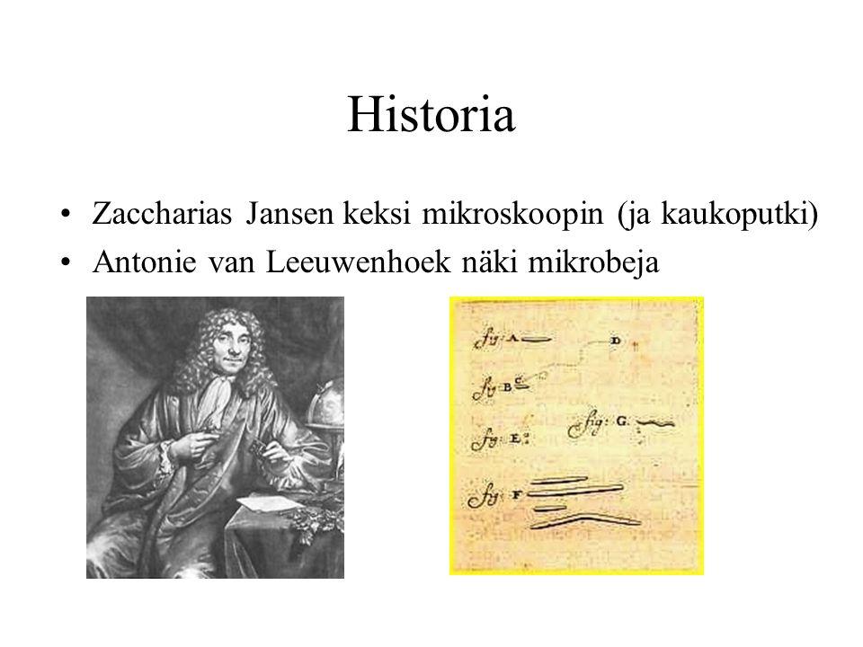 Historia Zaccharias Jansen keksi mikroskoopin (ja kaukoputki)