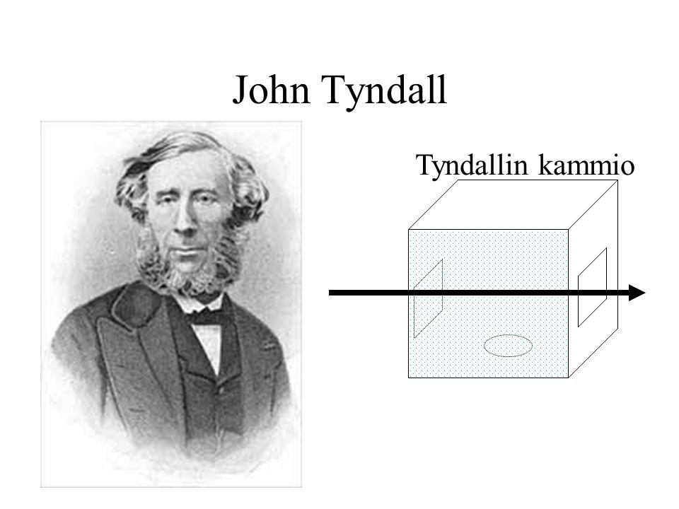 John Tyndall Tyndallin kammio