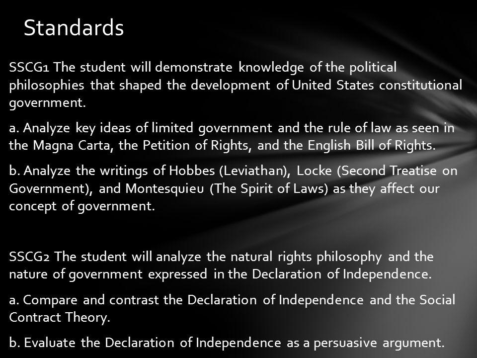 Locke's Moral Philosophy
