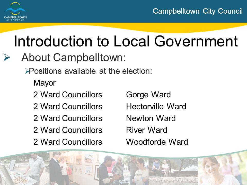 Introduction to Local Government