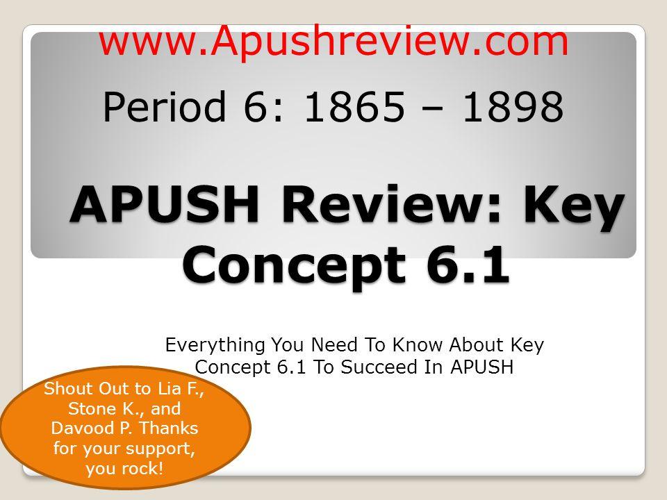 apush 3 3