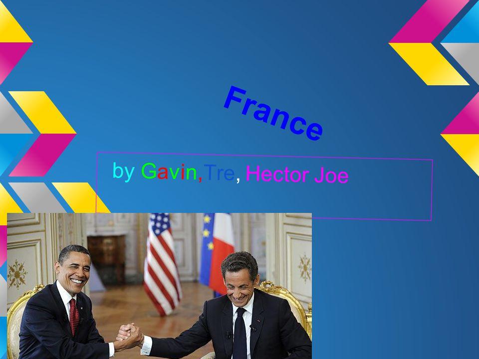 France by Gavin,Tre, Hector Joe