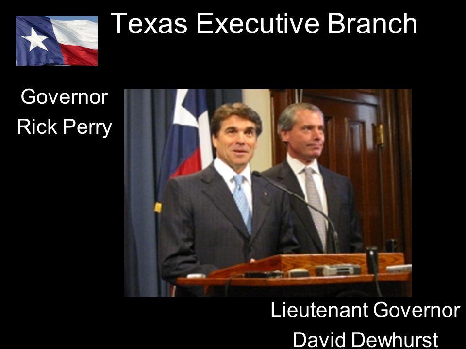 Texas Executive Branch