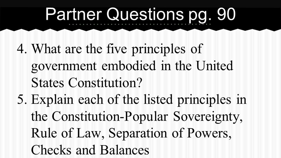 Partner Questions pg.
