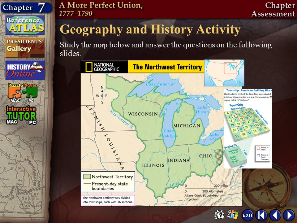 Geography and History Activity