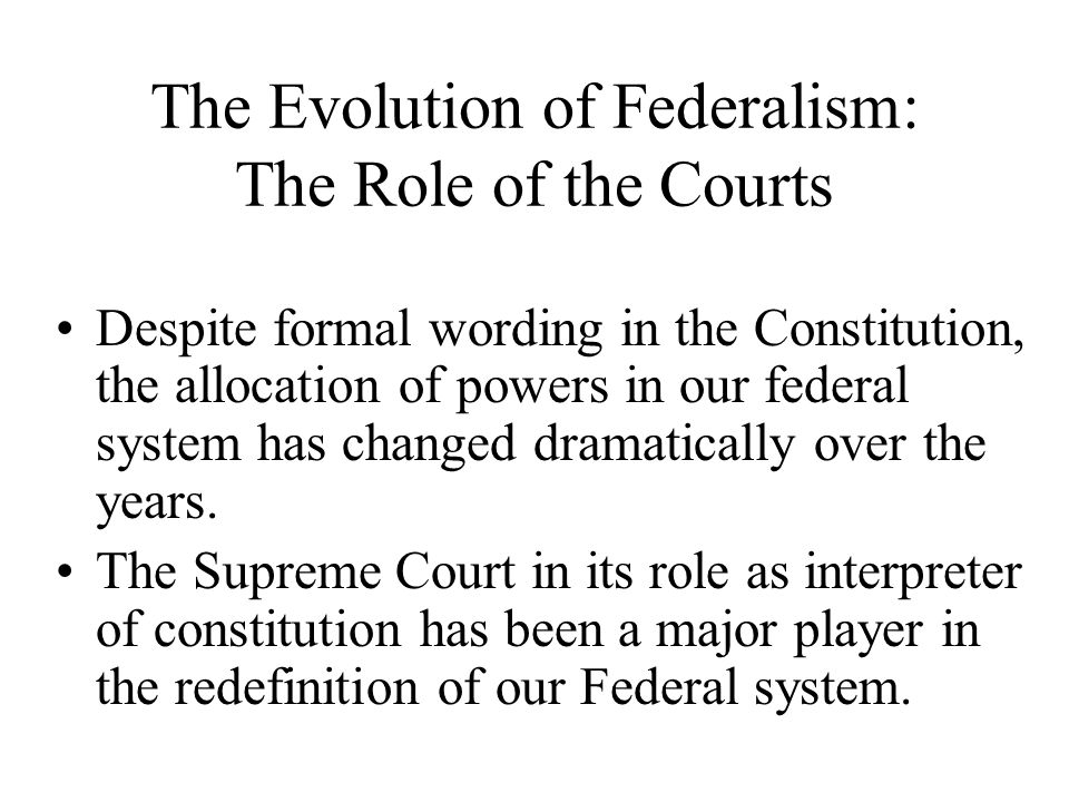 the role of constitutional politics to canadian federalism This is an essential book for those studying canadian government and politics  role of the monarchy in the constitutional  canadian federalism the role.