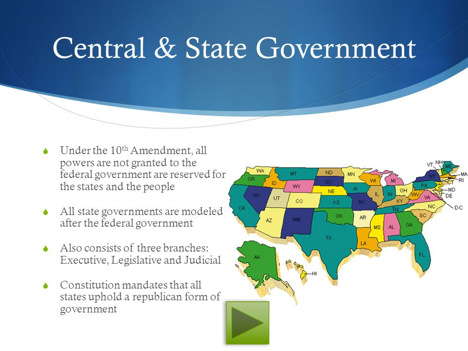 Central & State Government