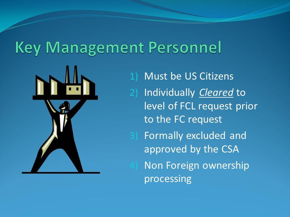 Key Management Personnel