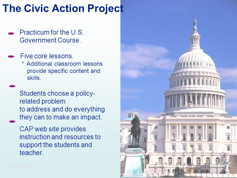 The Civic Action Project