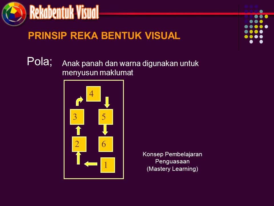 PRINSIP REKA BENTUK VISUAL