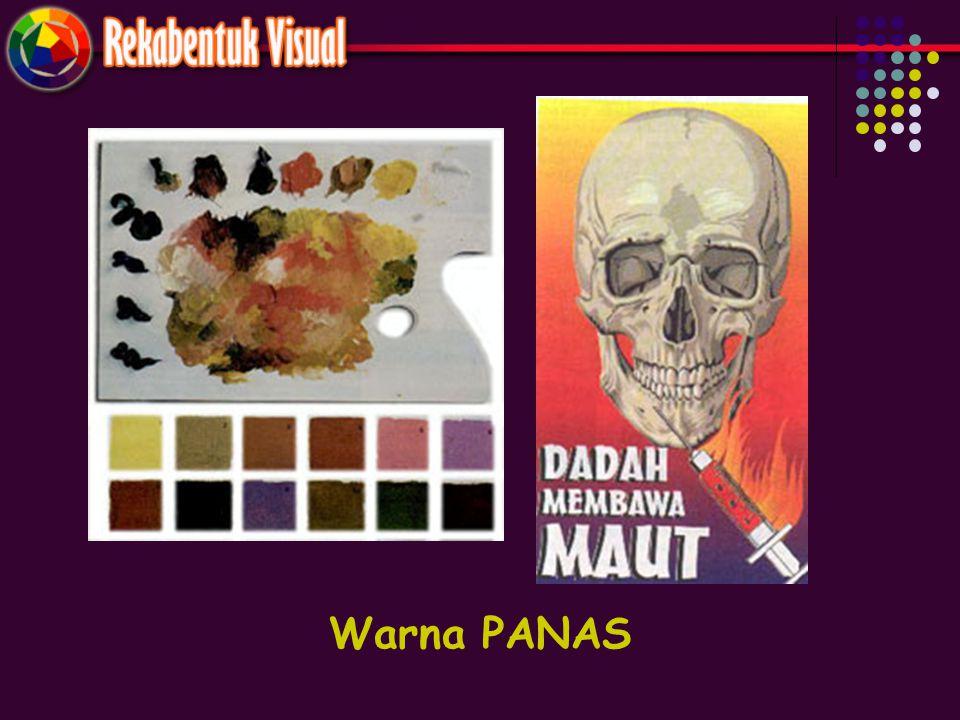 Warna PANAS