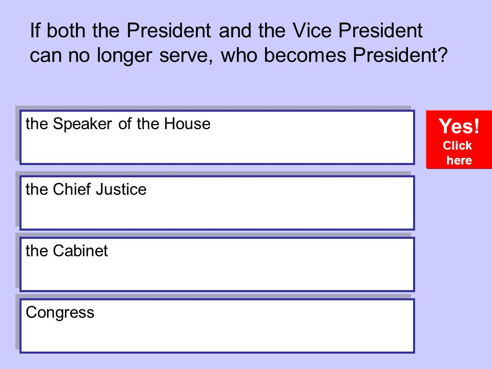 If both the President and the Vice President can no longer serve, who becomes President