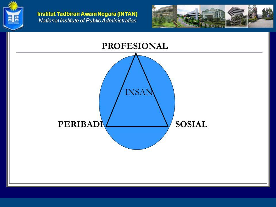 PROFESIONAL INSAN PERIBADI SOSIAL