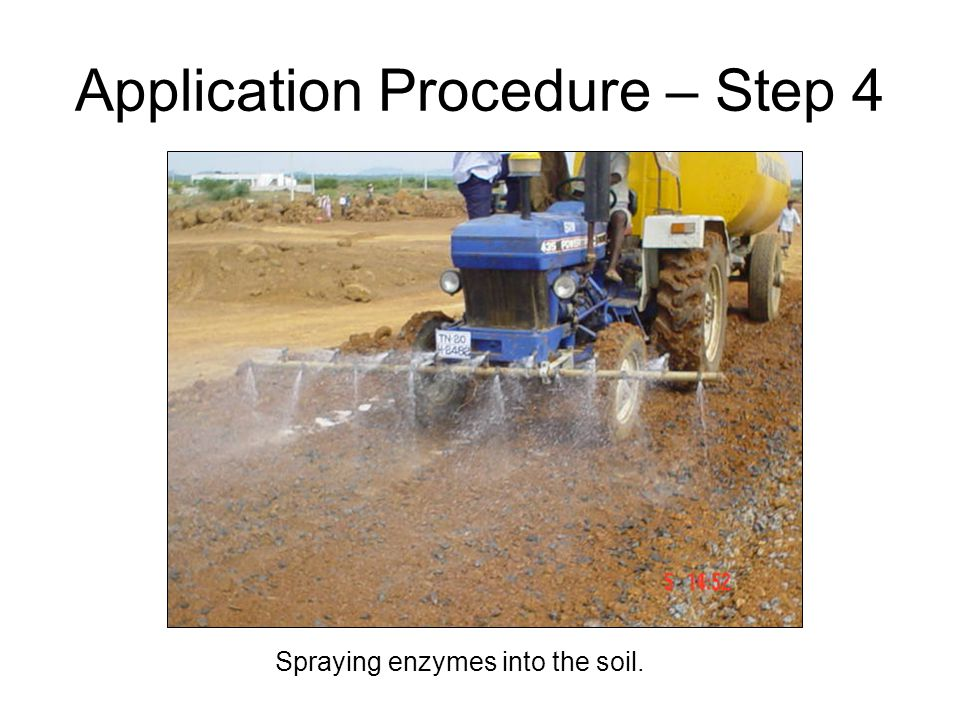 Application Procedure – Step 4