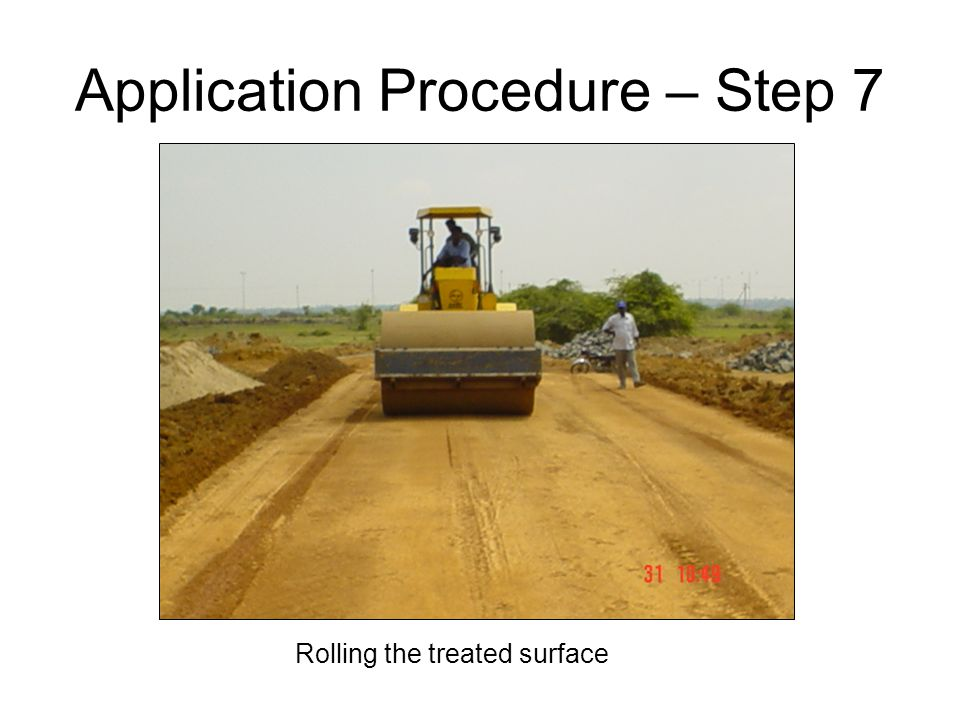 Application Procedure – Step 7