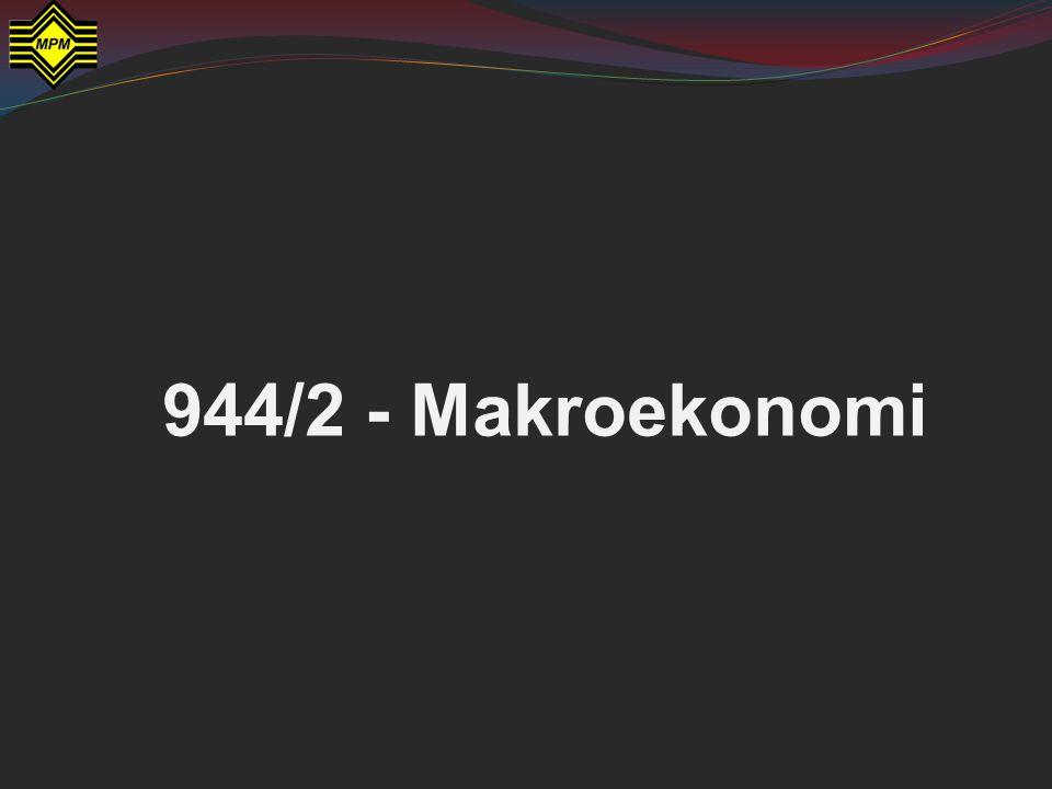 944/2 - Makroekonomi