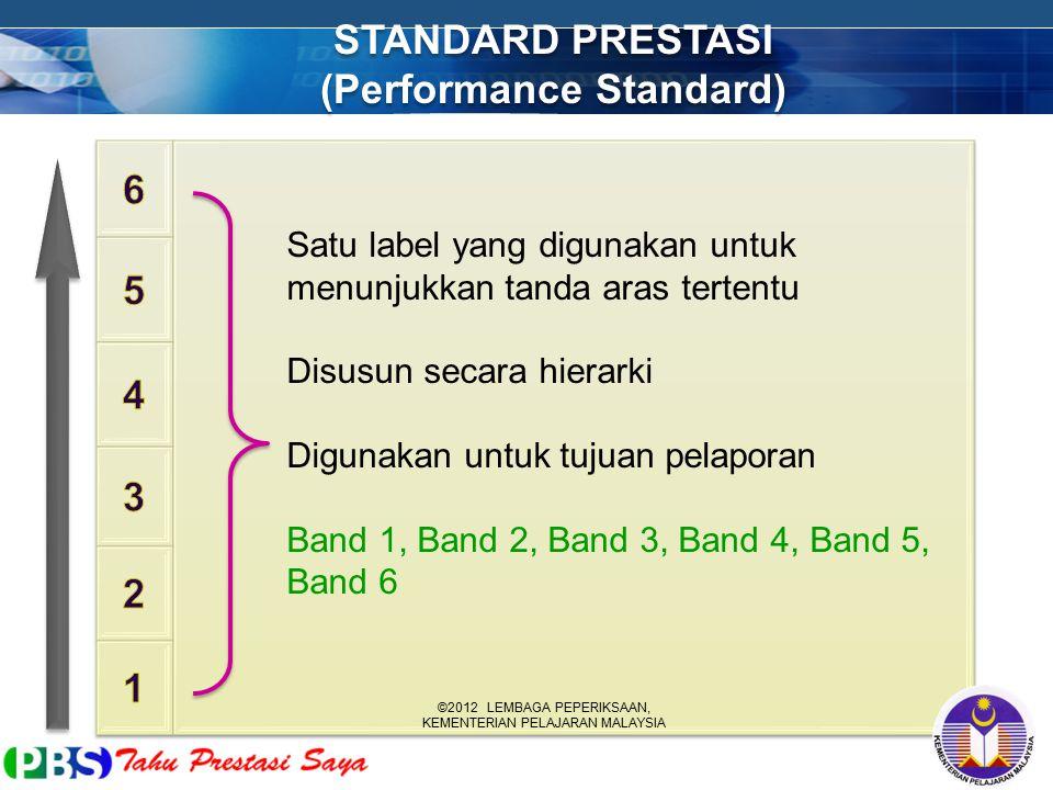 (Performance Standard)