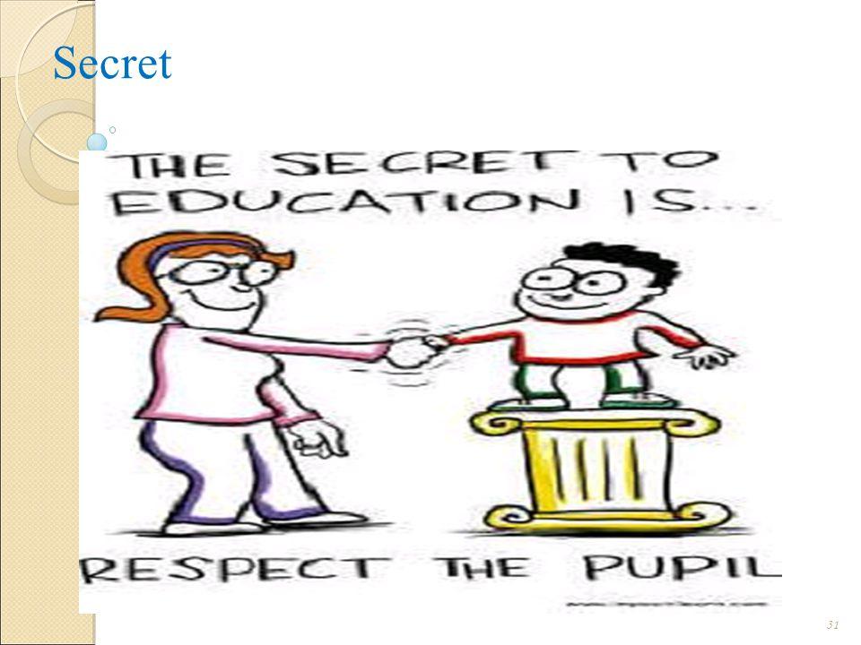 Secret 31