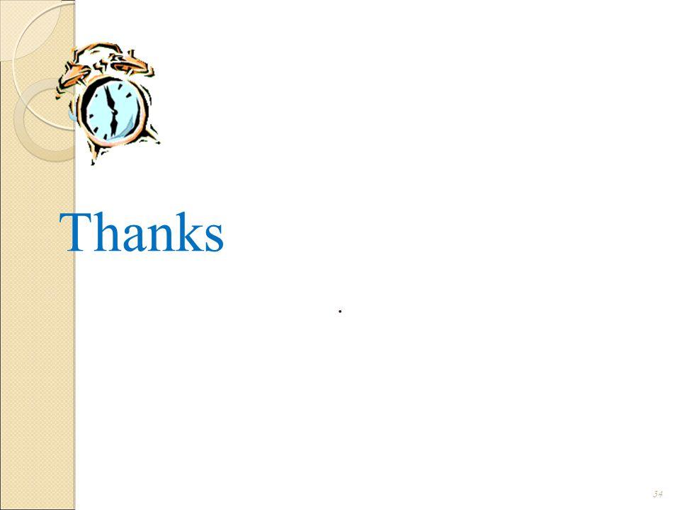 Thanks . 34