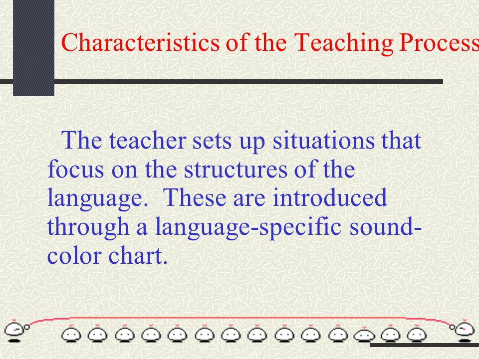 Characteristics of the Teaching Process