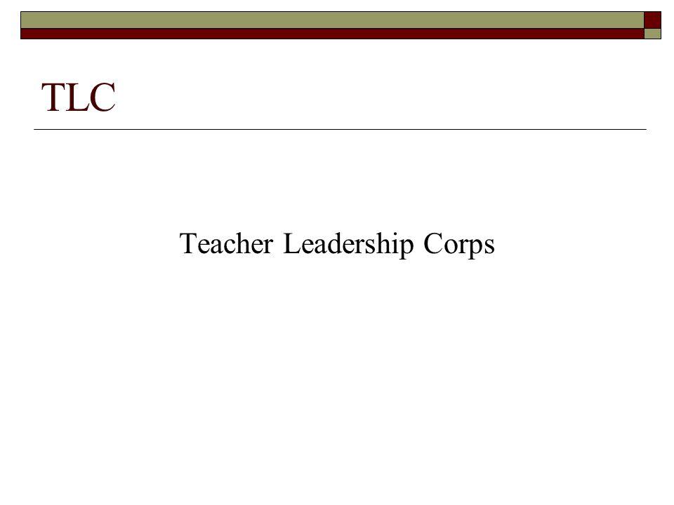 Teacher Leadership Corps