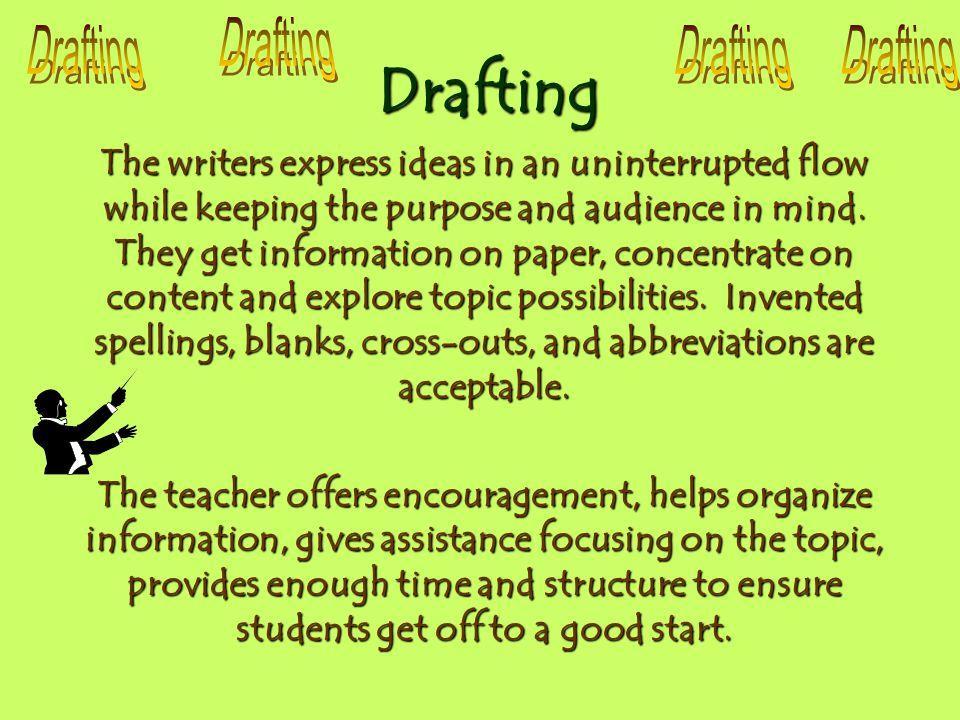 Drafting Drafting Drafting Drafting Drafting