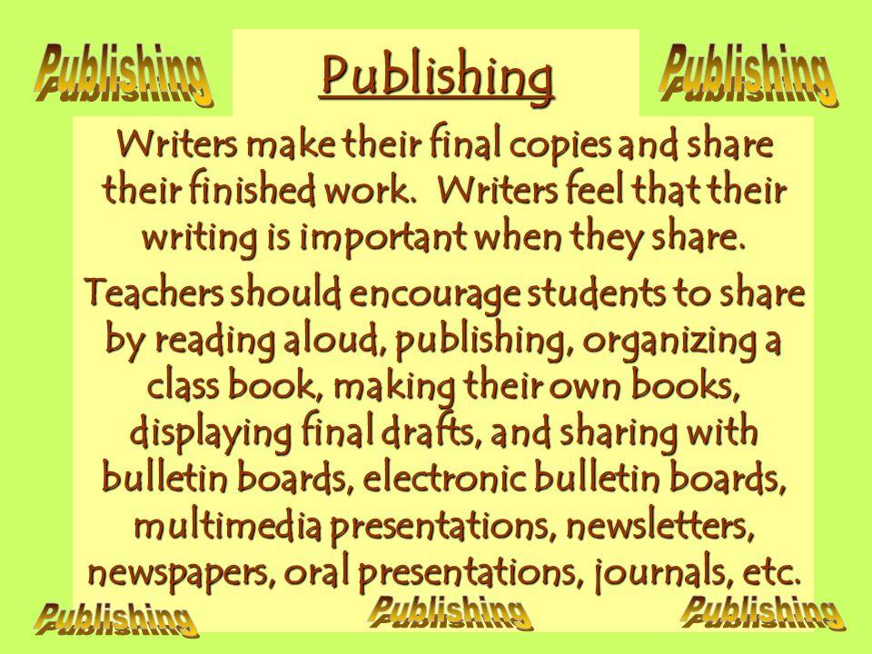 Publishing Publishing Publishing Publishing Publishing Publishing