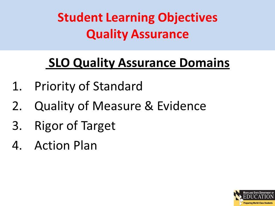 Ensure evaluator accountability